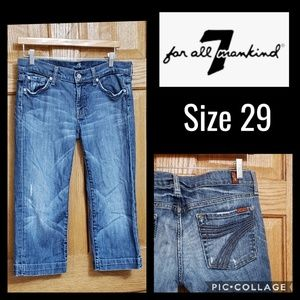 7 FOR ALL MANKIND Crop 29